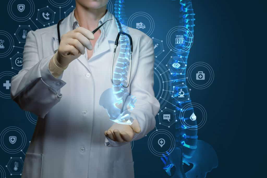 脊骨神經科醫生 iStock 1151207824