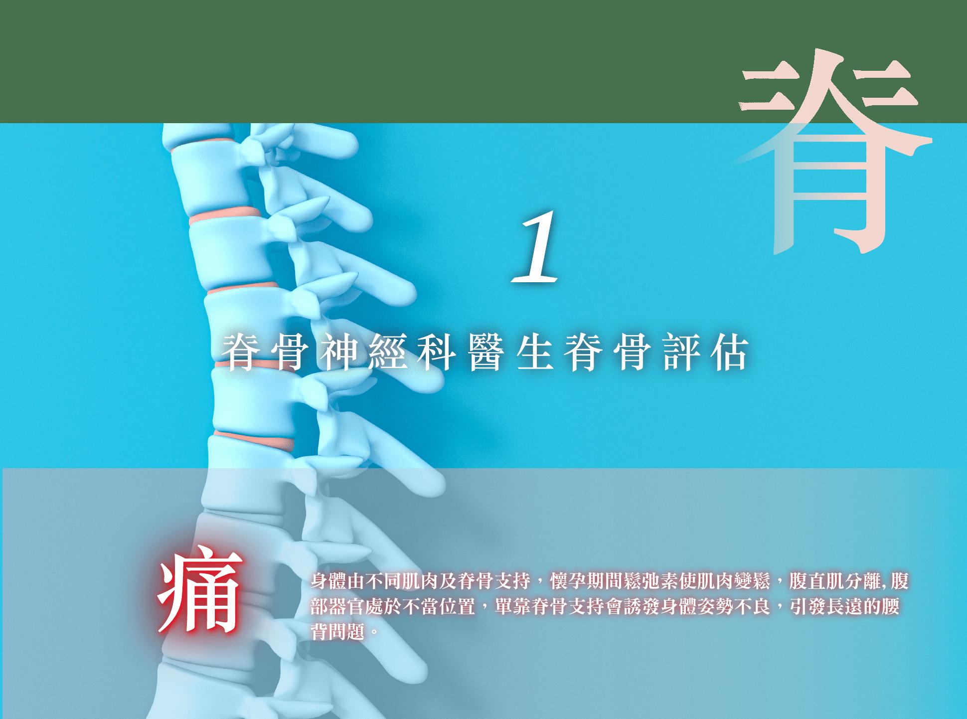 紮肚及產後修復療程優惠 鬆弛素 07 2
