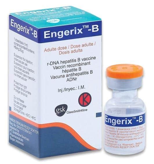 兒童疫苗 final engerix 8