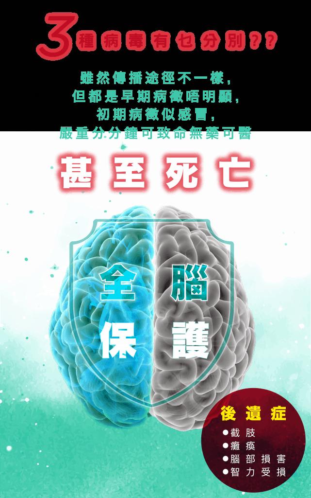全腦保護 Protection mobile img1